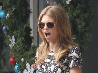 90210 : AnnaLynne McCord se prend pour Pretty Woman sur le tournage