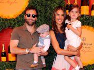 Alessandra Ambrosio et Selma Blair en famille avec les bébés pour Veuve Clicquot