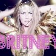 Britney Spears dans la publicité du parfum Fantasy Twist.