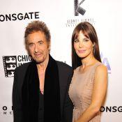 Al Pacino : Rajeuni auprès de sa magnifique Lucila Sola