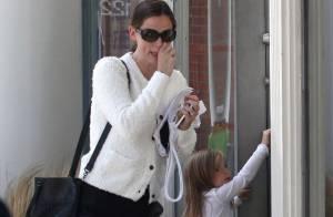 Jennifer Garner : Une maman chic face à Violet et Seraphina, ses karaté kids !