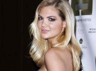 Kate Upton, sexy pour un casting très spécial, n'est plus un coeur à prendre