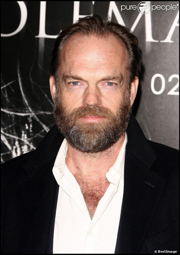 Hugo Weaving en 2010.