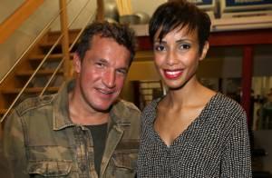 Sonia Rolland : Superbe pour une séance de sport chic avec Benjamin Castaldi