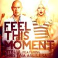 Pitbull feat. Christina Aguilera -  Feel this moment -  octobre 2012