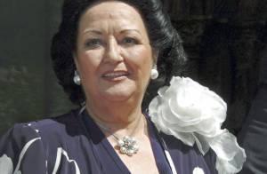Montserrat Caballé hospitalisée suite à un AVC et un bras cassé