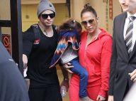 Jennifer Lopez à Londres avec sa fille et Casper Smart : où est Max ?