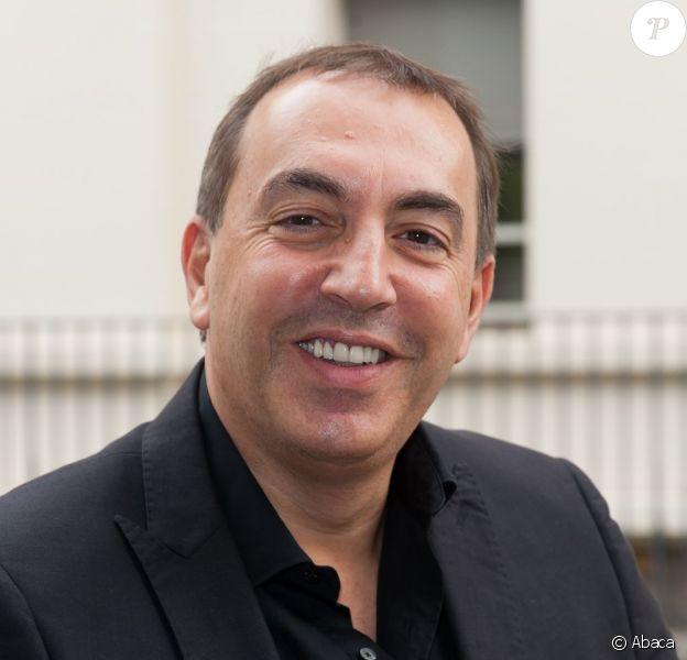 Jean-Marc Morandini à Paris le 12 juillet 2012.