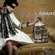 Saskia de Brauw dans la campagne Chanel Croisière