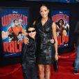 Dania Ramirez à la première de Wreck-it Ralph (Les Mondes de Ralph) le 29 octobre 2012 à Los Angeles.