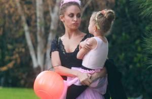 Nicole Richie et Joel Madden se déguisent comme leurs enfants pour Halloween