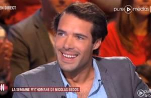 Nicolas Bedos : Le retour du ''Mythomane'' piquant et drôle chez Bruce Toussaint