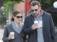 Jennifer Garner et Ben Affleck: Tête-à-tête matinal pour le couple très amoureux