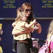 Victoria Beckham : Une famille unie autour de la petite Harper