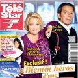 Magazine  Télé Star  du 5 novembre 2012 dans lequel on retrouve une interview de Sylvie Vartan.