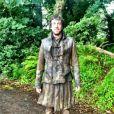 Gary Lightbody pendant le tournage de  Game of Thrones .