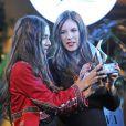 Tatiana Santo Domingo, fiancée d'Andrea Casiraghi, a révélé officiellement sa grossesse, enceinte de six mois, lors de la soirée des Telva Fashion Awards organisée dans un palace de Madrid le 6 novembre 2012. La princesse Caroline de Hanovre deviendra grand-mère en janvier 2013.
