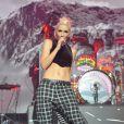Gwen Stefani et No Doubt en concert unique le 6 novembre 2012 à la Maison de la Mutualite, à Paris, lors du concert privé HP Music Connected pour présenter le nouvel album Push and Shove, mais aussi jouer leurs anciens tubes...