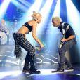 Gwen Stefani en plein trip avec Tony Kanal : No Doubt en concert unique le 6 novembre 2012 à la Maison de la Mutualite, à Paris, lors du concert privé HP Music Connected pour présenter le nouvel album Push and Shove, mais aussi jouer leurs anciens tubes...