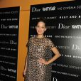 Marion Cotillard, une robe plastique signée Dior lors de l'avant-première du film  De rouille et d'os , le 8 novembre 2012.