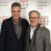 Steven Spielberg dévoile son président Lincoln devant sa femme et ses filles