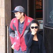 Ashton Kutcher et Mila Kunis : Des amoureux qui pourraient passer inaperçus