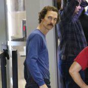 Matthew McConaughey : Sa maigreur fait très peur, jusqu'où ira-t-il ?