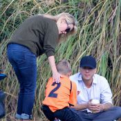 Reese Witherspoon et son ex Ryan Phillippe : Solidaires pour consoler leur fils