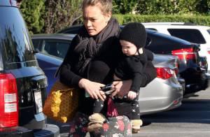 Hilary Duff : Son fils Luca est trop stylé, mais elle se laisse aller