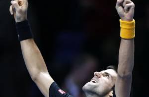Novak Djokovic : Emu, il dédie sa victoire au Masters à son père hospitalisé