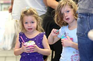 Jerry O'Connell et Rebecca Romijn : Leurs jumelles ont bien grandi