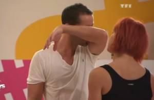 Danse avec les stars 3 : Body painting sexy pour Lorie, Emmanuel Moire craque