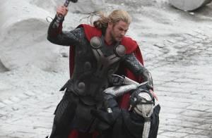 Thor 2 : Premières images de Chris Hemsworth face au terrible Malekith