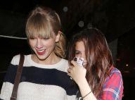 Selena Gomez et Taylor Swift : Célibataires et complices, soirée entre filles...