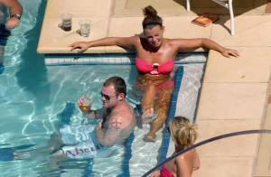 PHOTOS EXCLUSIVES : Le voyage de noces de Wayne Rooney !