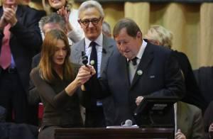 Carla Bruni-Sarkozy à Beaune : Son étonnant duo avec Guy Roux cartonne