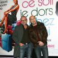 Kad Mérad et Olivier Baroux