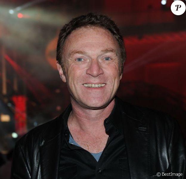 Christophe Hondelatte à Paris le 5 Avril 2012.