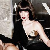 Leighton Meester : Transformée en sexy mangeuse d'hommes
