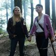 Jennifer Morrison (Emma Swan) et Ginnifer Goodwin (Blanche-Neige) dans Once Upon a Time