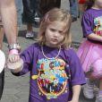 La petite Danielynn, fille d'Anna Nicole Smith, en août 2010 à Los Angeles