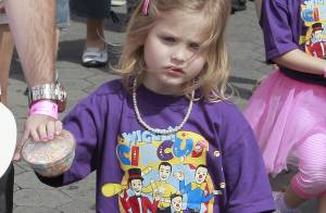 Anna Nicole Smith : Sa fille Dannielynn, 6 ans, mannequin pour Guess