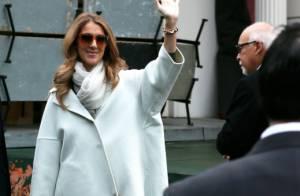 Céline Dion : Ultra fashion pour un rendez-vous incontournable !