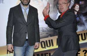Kad Merad et Olivier Baroux signent leurs retrouvailles devant Florent Pagny