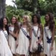 """Les Miss France jouent """"l'envie"""" l'un des sept péchés capitaux avant le grand soir de l'élection Miss France 2013 le samedi 8 décembre 2013 sur TF1"""