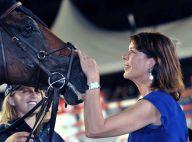 PHOTOS : Caroline de Monaco, la princesse qui murmure à l'oreille des chevaux !