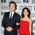 Alec Baldwin et son épouse Hilaria à la soirée des Ripple of Hope Awards, le 3 décembre 2012 à New York.
