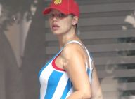 Amber Rose : Enceinte et en solo, Wiz Khalifa toujours absent