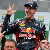 Sebastien Vettel et Fernando Alonso tombent la combinaison pour la bonne cause
