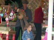 Halle Berry : Shopping entre filles avec Nahla au marché de Noël